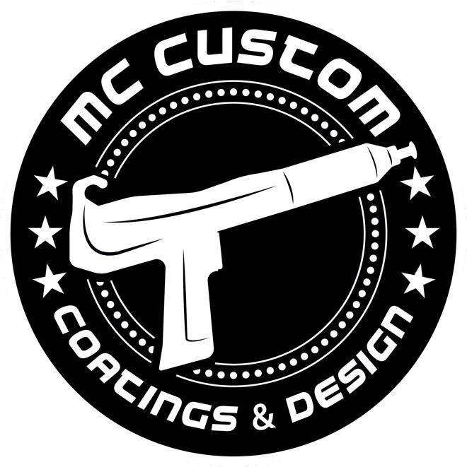 mc custom coatings logo