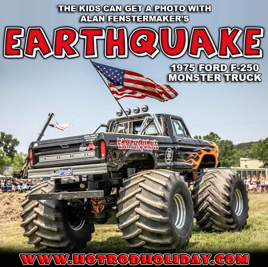 Earthquake promo
