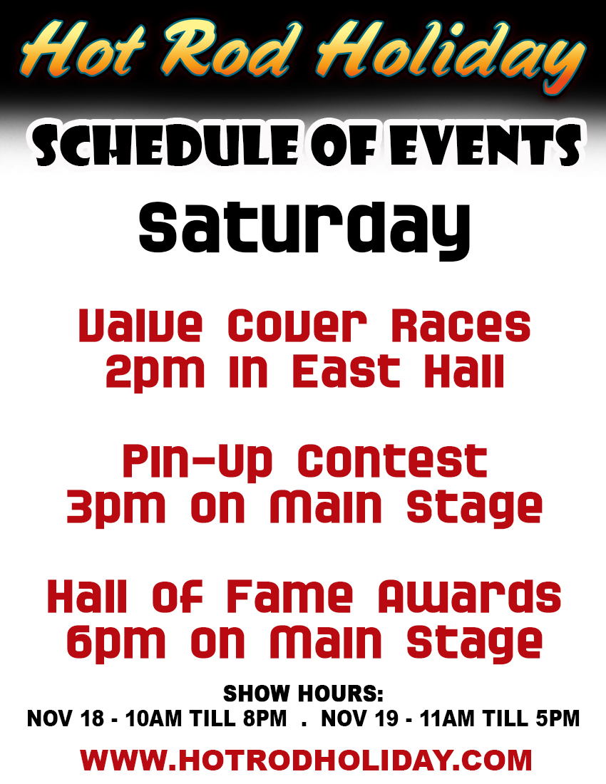 schedule of events hrh2017