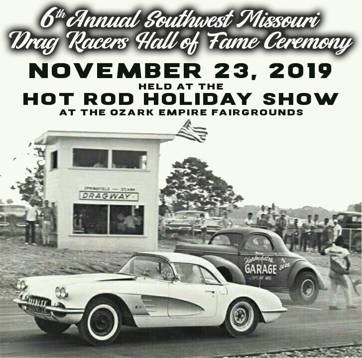 6th annual drag racers hall of fame event