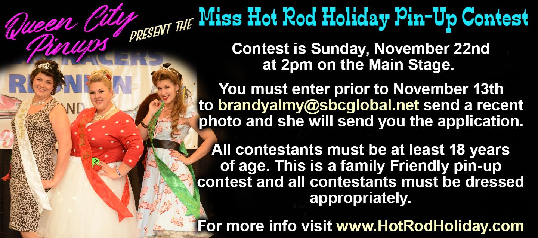 pinup contest HRH 2020